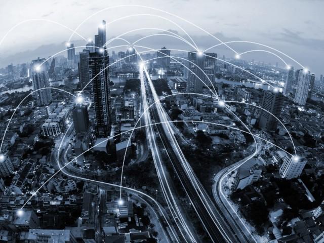 Déploiement du très haut débit en France