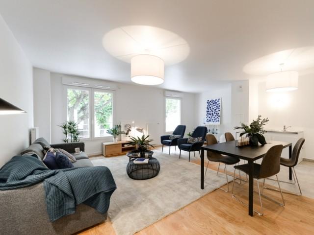 Les appartements de la résidence sont connectés