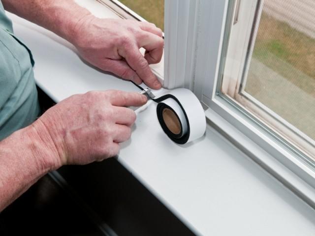 Fenêtres : les changer ou les calfeutrer