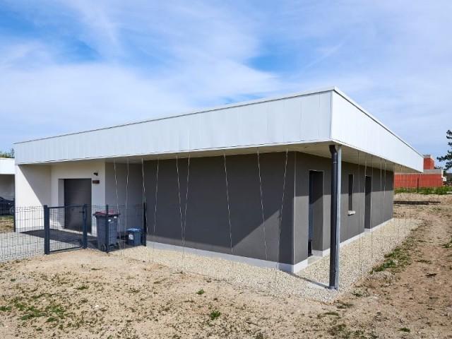 Des chaudières individuelles à gaz avec ballon thermodynamique - Maisons du futur