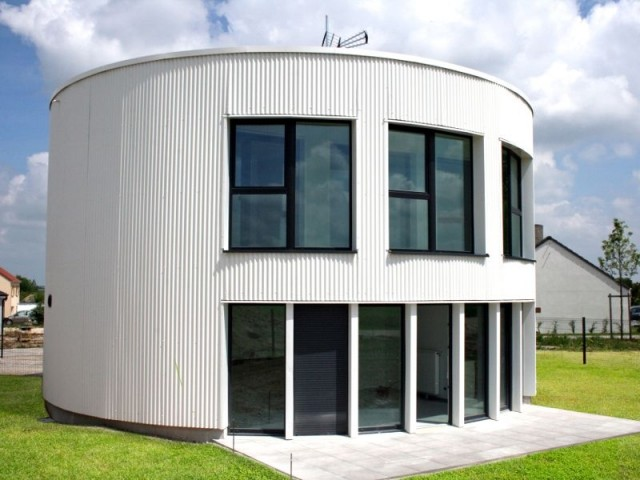 Des maisons à ossature bois - Maisons du futur