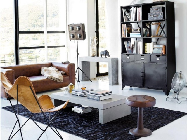 une touche b ton dans ma d co 10 photos pour s 39 inspirer. Black Bedroom Furniture Sets. Home Design Ideas