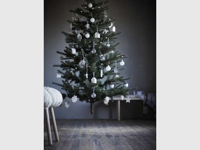 10 sapins originaux pour no l. Black Bedroom Furniture Sets. Home Design Ideas