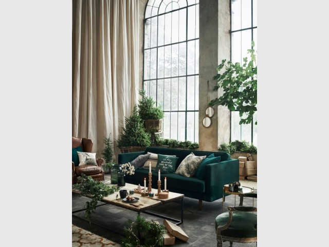 H&M Home/Naturel