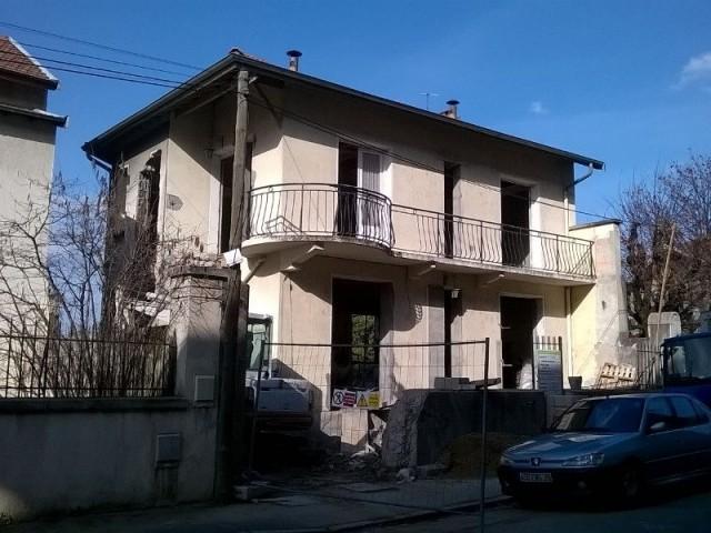 Réunir tous les plateaux - Maison réhabilitée à Lyon