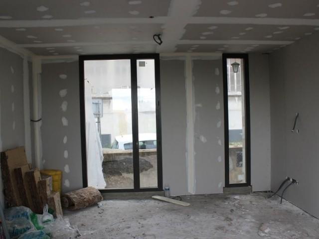 Des ouvertures plus larges - Maison réhabilitée à Lyon