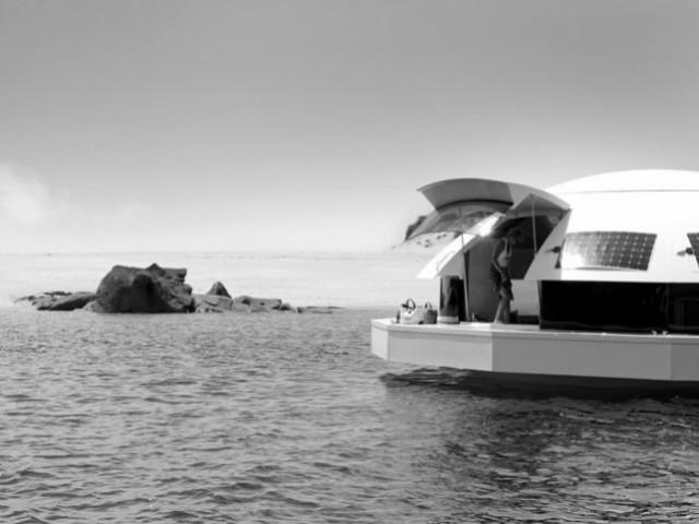 Anthénea : digne d'un James Bond avec Roger Moore - Alcôve by the sea