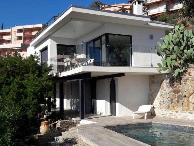 Après : une maison radicalement plus ouverte
