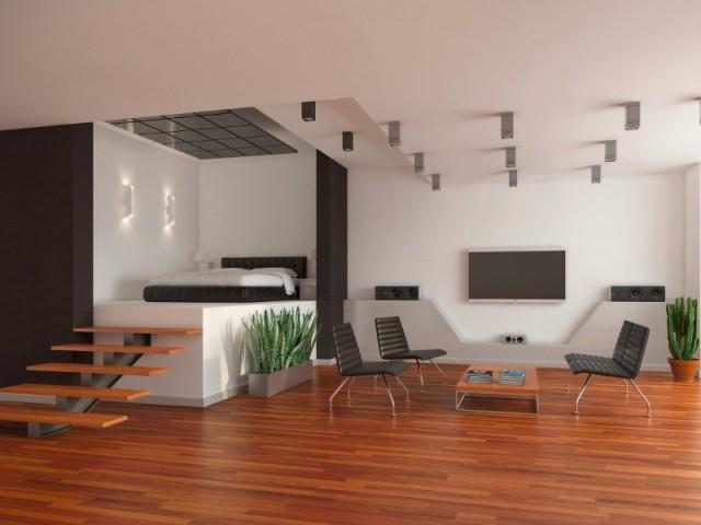 parquet fin 10 exemples originaux et inspirants. Black Bedroom Furniture Sets. Home Design Ideas