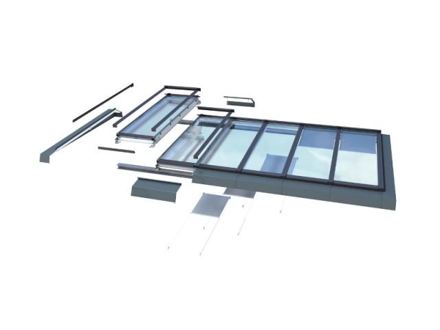 Des modules préfabriqués pour une pose rapide