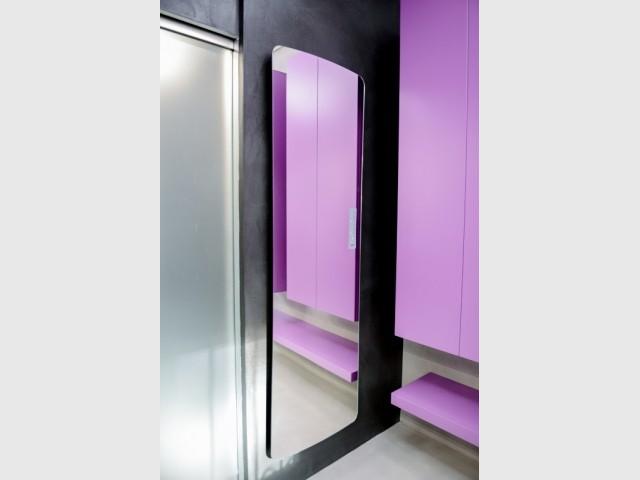 Le radiateur embarque aussi un miroir