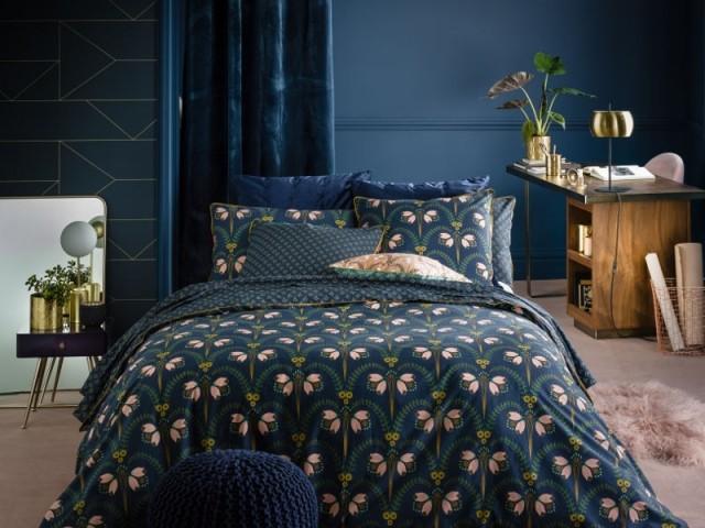 Linge de lit percale Belladone, à partir de 12,99 €