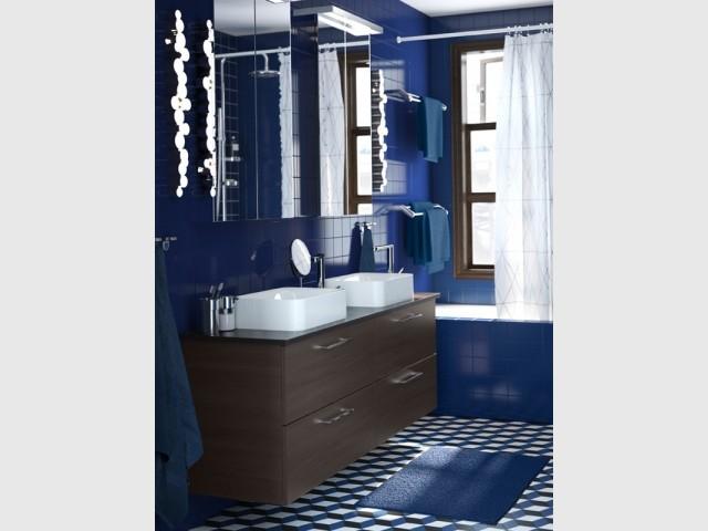 Meuble lavabo Hörvik/Godmorgon/Tolken, 249 €