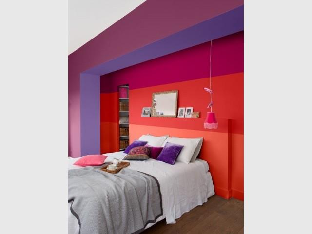 Colorissim brocante vibrante chambre