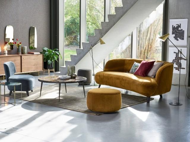 Le canapé occupe un espace souvent inexploité