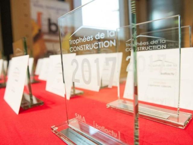 Trophées de la Construction 2017