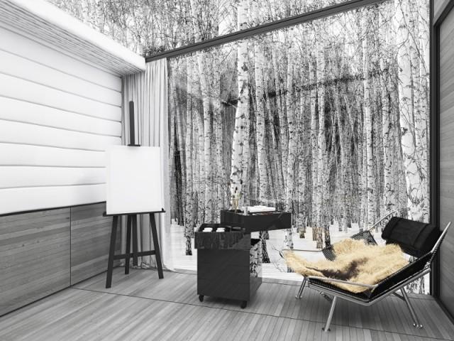Bien que minimaliste, le confort est bien là