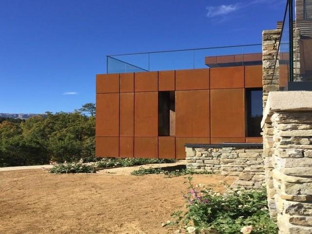 Un chantier complexe pour une maison en bois - Maison les Chauvins