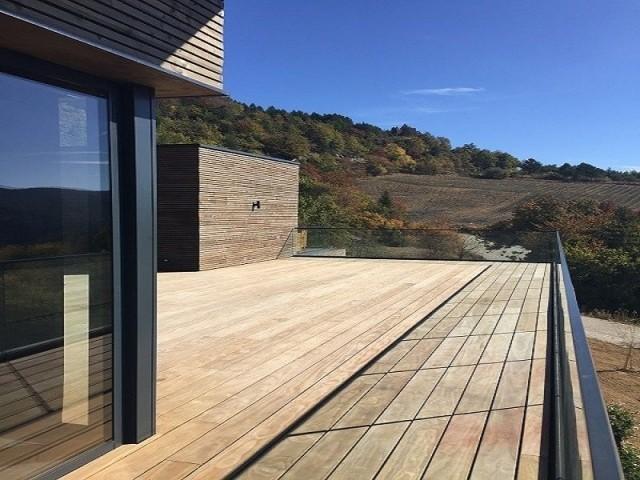 Le choix du bois lamellé-croisé pour la construction de la maison - Maison les Chauvins