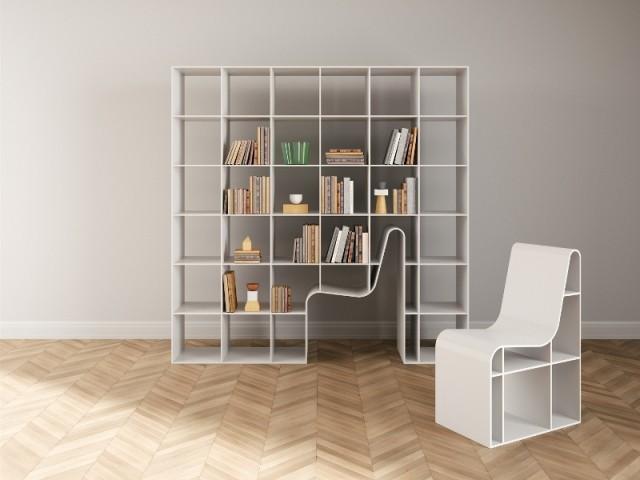 bookshelf/Bookchair