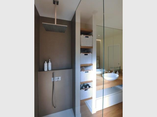 Robinetterie de luxe pour la salle de bains