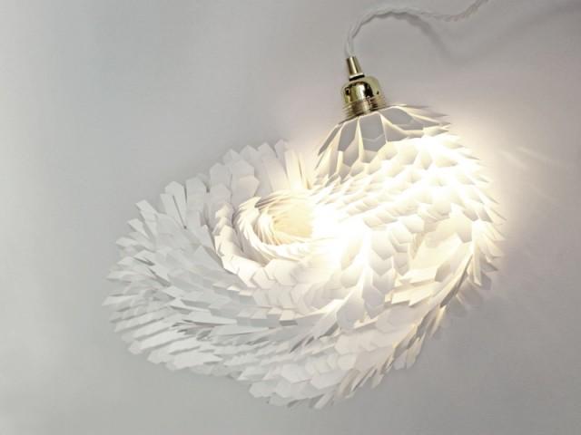 Lampe Boa, par Anne-Charlotte Saliba