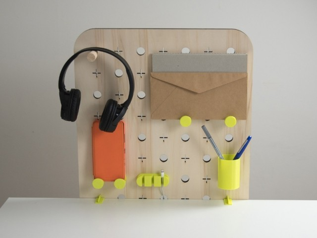 Mobilier Plug and Make, Antoine Taillandier Studio
