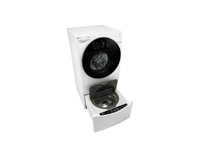 Le lave-linge Twinwash de LG