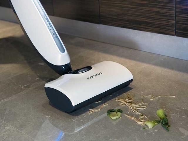 Le balai bionic Floor Cleaner d'Hizero
