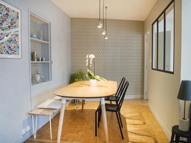 Un espace salle à manger optimisé