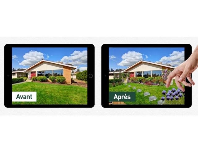 Jardin potager terrasse les 10 meilleures applis gratuites for Concevoir son jardin