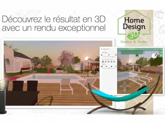 Home Design 3D outoor/garden