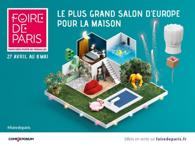 La Foire de Paris 2018, événement incontournable