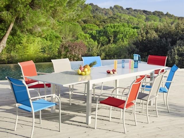 Best Salon De Jardin Couleur Bleu Pictures - House Design ...