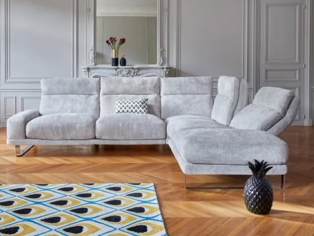 Un tapis inspiré des plumes de paon pour revisiter la déco