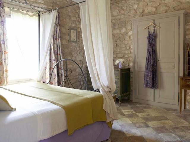 Une chambre à La Bastide de Marie