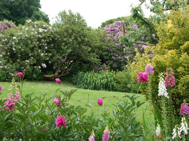 Parc et jardin du château d'Eu, Seine-Maritime