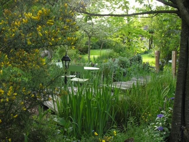 Dream garden à La Neuville, Nord