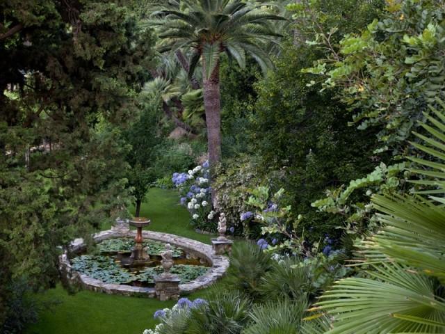 La Villa Pergola en Italie