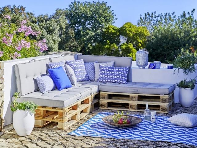 10 idées simples pour relooker sa terrasse à petit prix
