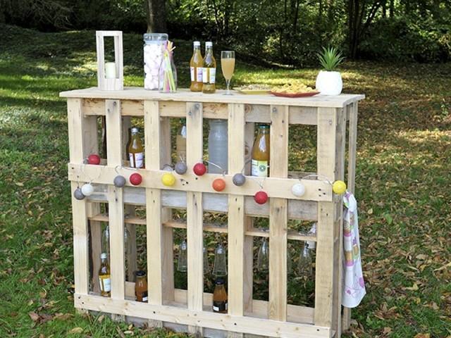 5 conseils pour fabriquer son mobilier de jardin en palettes