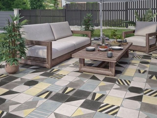 10 Idees De Carrelage Original Pour Transformer Sa Terrasse