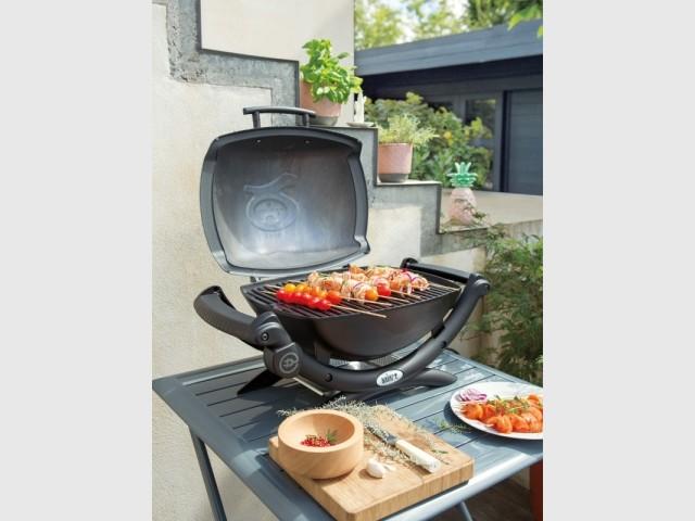 barbecue plancha 14 id es pour un repas convivial au jardin. Black Bedroom Furniture Sets. Home Design Ideas