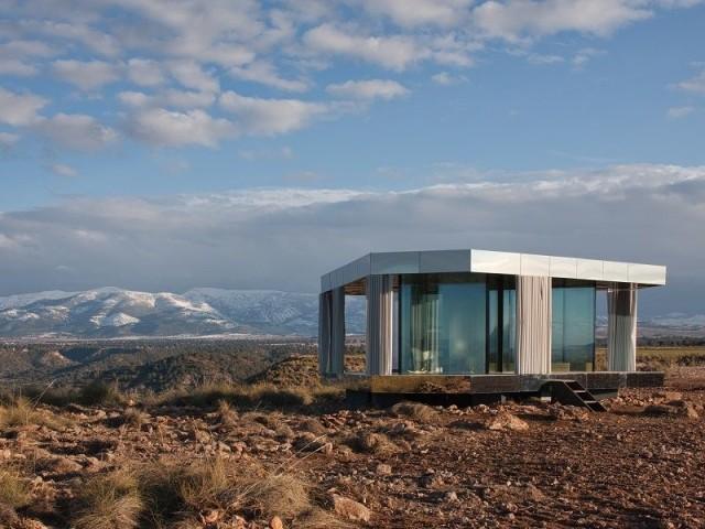 La Casa del Desierto, un challenge pour les concepteurs - Casa del Desierto