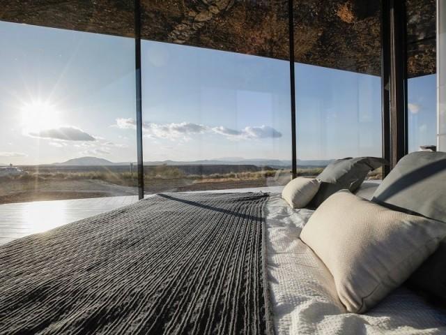 La Casa del Desierto, un pavillon triangulaire - Casa del Desierto