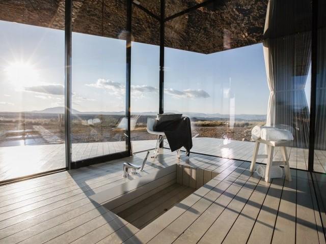 Empreinte écologique minimale pour la Casa del Desierto  - Casa del Desierto