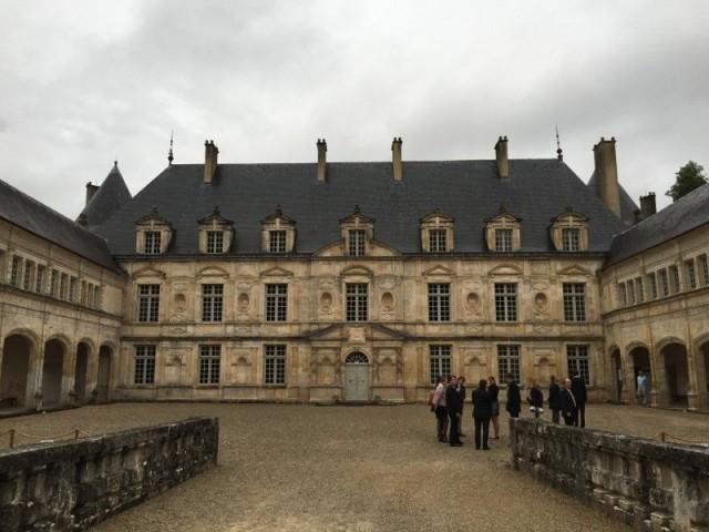 château de Bussy-Rabutin (Côte-d'Or)