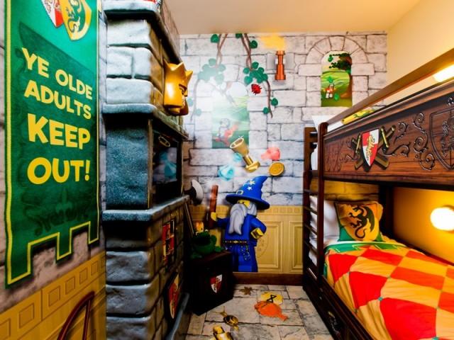 Legoland : un hôtel qui casse des briques