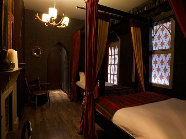 Découvrir la magie de Poudlard au Georgian House Hotel