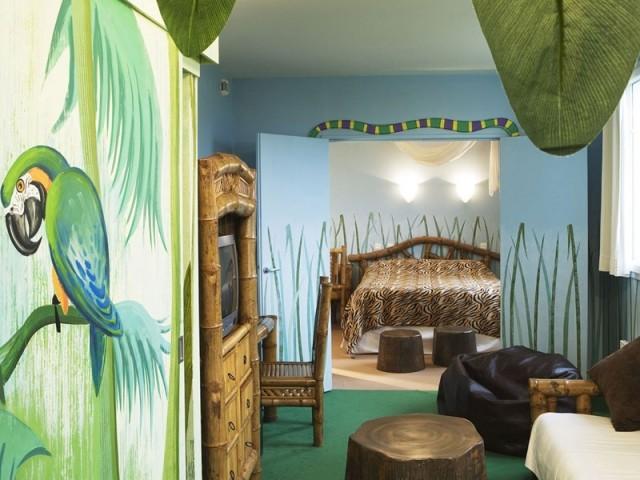 Partir en safari à l'Hotel Explorer de Disneyland Paris